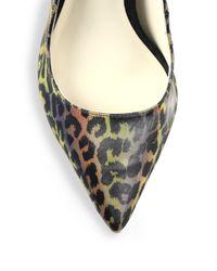 Sophia Webster - Multicolor Lola Cheetahprint Pumps - Lyst