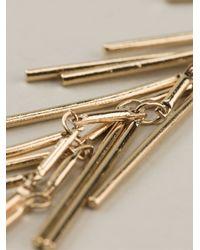 Isabel Marant Metallic Linares Earrings