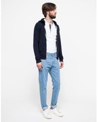 Norse Projects - Blue Slim Denim for Men - Lyst