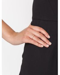 Loren Stewart - Metallic Prong Ring - Lyst