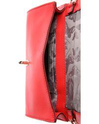 Rebecca Minkoff - Red Mini Love Wallet Bag - Black - Lyst