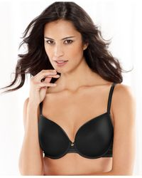 Le Mystere | Brown Cotton Spacer Bra 7100 | Lyst
