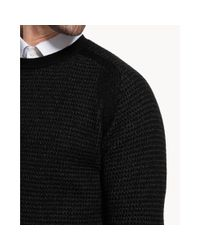 Theory - Black Aster Sweater In Cashwool for Men - Lyst