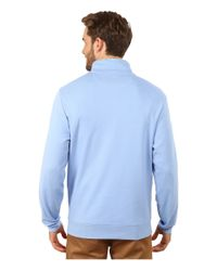 Vineyard Vines | Blue Whale Jersey Quarter Zip for Men | Lyst
