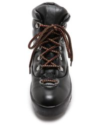 Joe's Jeans - Averey Hiker Boots - Black - Lyst