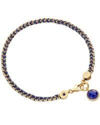 Astley Clarke | Metallic Spinel Fire Element Biography Bracelet | Lyst