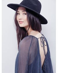 Free People | Black Jen S Pirate Booty Womens Sunflower Tunic | Lyst
