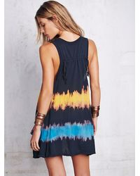 Free People | Blue We The Free Womens We The Free Sunrise Tunic | Lyst