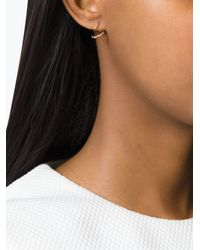 Maria Black | Pink 'klaxon Twirl' Earrings | Lyst