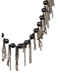 Rosantica By Michela Panero - Black California Onyx Necklace - Lyst