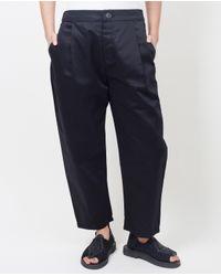 Kowtow - Identity Pants / Black - Lyst