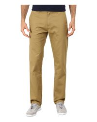 Volcom - Natural Frickin Modern Stretch Chino for Men - Lyst