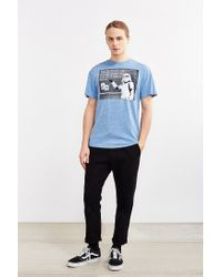 Urban Outfitters - Blue Star Wars Jedi Mind Trick Tee for Men - Lyst