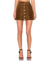 A.L.C. Multicolor Bogart Skirt