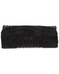 Nina - Black Haze Clutch - Lyst