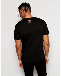 Billionaire Boys Club - Ice Cream | Black T-shirt With Space Print for Men | Lyst