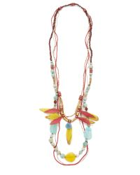 Deepa Gurnani | Multicolor Colleen Necklace | Lyst
