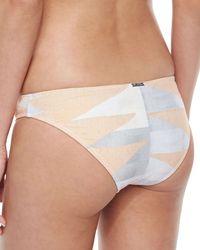 Mara Hoffman - Orange Classic Printed Swim Bottom - Lyst