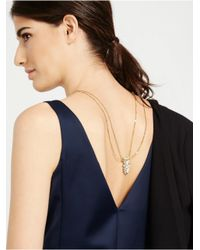 BaubleBar | Metallic Reflection Pendant | Lyst