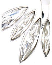 Ca&Lou - Metallic Alexa Lobe-Cuff Earrings - Lyst