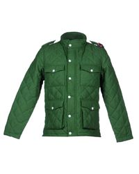 Kilt Heritage - Green Jacket for Men - Lyst