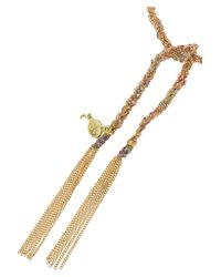 Carolina Bucci - Metallic Superstellar Lucky 18-karat Gold Diamond Bracelet - Lyst