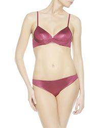 La Perla | Pink Low-rise Bikini Briefs | Lyst