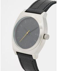 Nixon - Metallic Time Teller Watch A045 for Men - Lyst