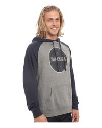 Rip Curl | Blue Style Master Raglan Pullo for Men | Lyst