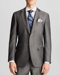 Canali | Gray Micro Birdseye Travel Suit - Regular Fit for Men | Lyst