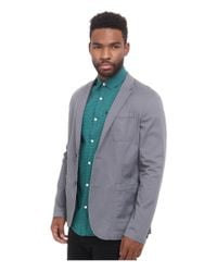 Original Penguin | Gray P55 Stretch Blazer for Men | Lyst