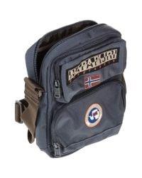 Napapijri | Gray Cross-body Bag for Men | Lyst