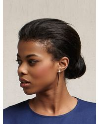 Brandy Pham | Metallic Ella Earring | Lyst