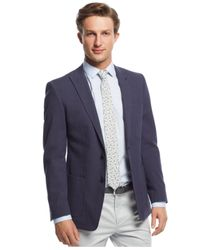 Andrew Marc - Marc New York By Blue Neat Sport Coat for Men - Lyst
