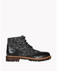 DSquared² - Black Othello Ankle Boots for Men - Lyst