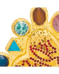 Tilayo | Multicolor Spectrum Necklace | Lyst