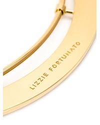 Lizzie Fortunato | Metallic 'polanco' Necklace | Lyst