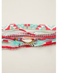 Hipanema - Red Diablo Bracelet - Lyst