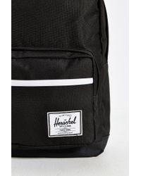 Herschel Supply Co. - Black Pop Quiz Tonal Backpack for Men - Lyst