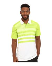 Oakley | Yellow Trestles Polo for Men | Lyst