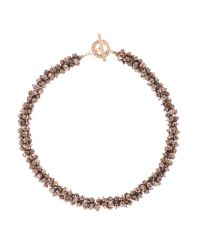 Ted Baker | Natural Bead Cluster Choker | Lyst