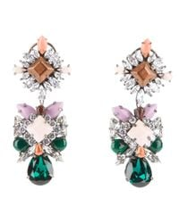 Shourouk | Multicolor Blondie Earring | Lyst
