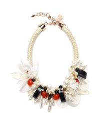 Lizzie Fortunato - Multicolor Under The Sea Necklace - Lyst