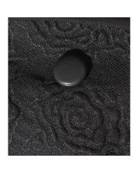 Alexander McQueen - Black Knitted Wool-blend Jacket - Lyst