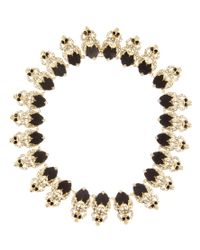 Givenchy - Metallic Crystal-embellished Necklace - Lyst