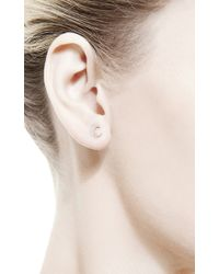 Ginette NY - Metallic Tiny Diamond Masai Studs - Lyst