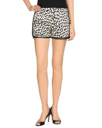 Thakoon Addition - Black Shorts - Lyst