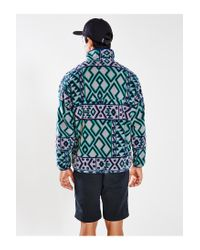 Patagonia - Multicolor Synchilla Snap-t Fleece Pullover Jacket for Men - Lyst