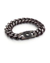 Stephen Webster | Metallic Sterling Silver Link Bracelet | Lyst