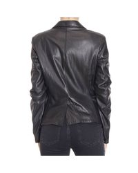Manila Grace - Black Jackets - Lyst